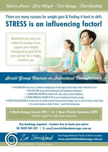 Meditation for Weight Management